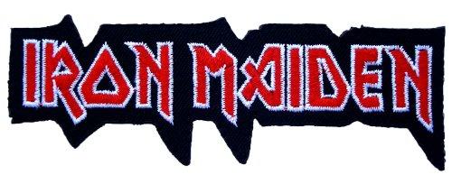 IRON MAIDEN Music Speed Metal Rock Logo t Shirts MI03 Patches