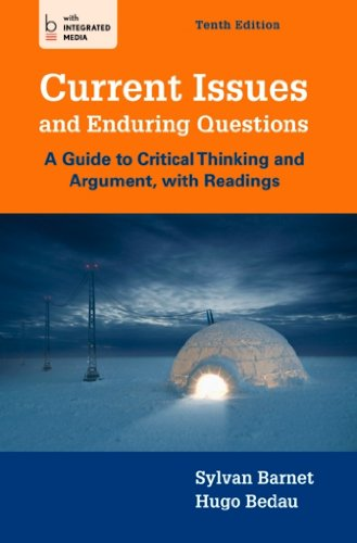 Current Issues and Enduring Questions Pdf