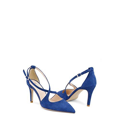 Made in Italia America Sandalette Damen Blau
