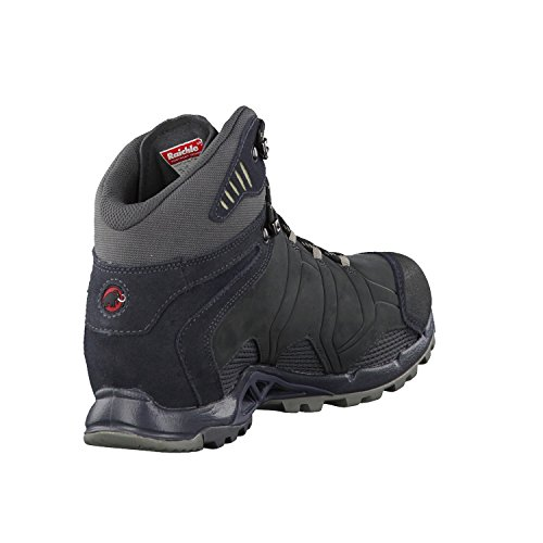 Mammut Comfort Tour Mid GTX® SURROUND Men (Backpacking/Hiking Footwear (Mid)) Gris - Graphite-Taupe