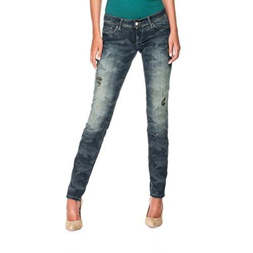 encontrar el precio más bajo precio de fábrica brillante en brillo SALSA Pantalones vaqueros Wonder Push-up con efecto ...