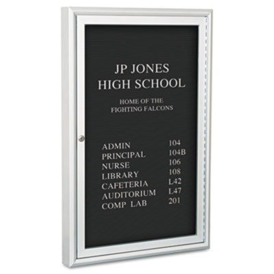BLT98PSBIGR2 - Best-rite Enclosed Directory Board by Best-Rite by Best-Rite