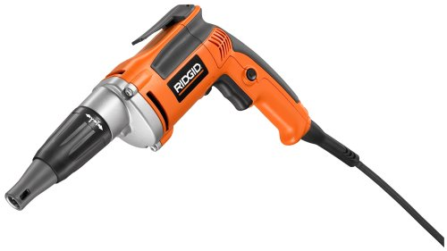 Factory-Reconditioned RIDGID ZRR6000 Heavy-Duty VSR Drywall Screwdriver (Screwdriver Rpm 4000 Drywall)