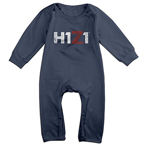 Price comparison product image MJML5 Toddler / Infant H1Z1 King Of The Kill Romper Bodysuit Outfits 18 Months