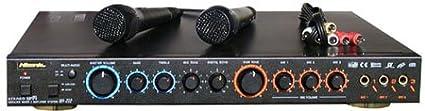 Hisonic MA222 Karaoke Mixer & Dual 2 X 35 watts (PMP) Amplifier 3005489