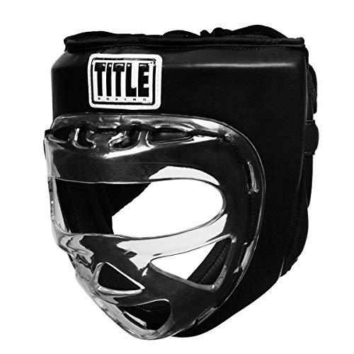 Title Boxing Faceshield No-Contact Headgear 2.0