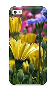 Premium Vail Flowers In Colorado Back Cover Snap On Case For Iphone 5c
