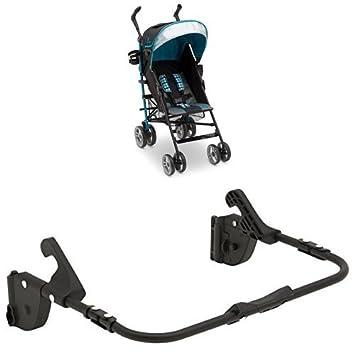 J Is For Jeep Brand Scout Stroller Sag Harbor Black W Aqua Plaid