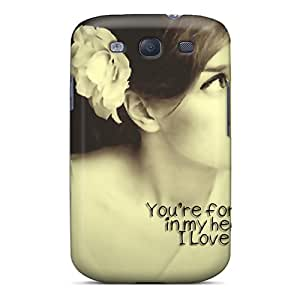 For Galaxy S3 Tpu Phone Case Cover(foreva In Ma Heart)