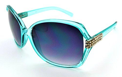 Vox tendance classique haute qualité pour femme Mode Hot Lunettes de soleil  W étui microfibre d8731b1cb342