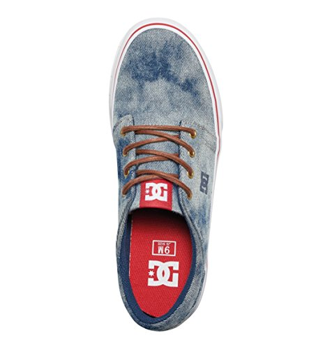 Bleu Homme Sneakers Basses Shoes TX M Trase DC 6q0TF46w