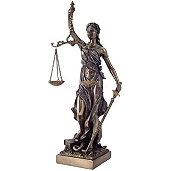 amazoncom lawyer statue attorney for law office themis