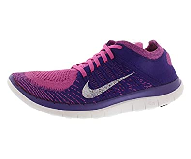 Nike Free 4.0 Flyknit, Women's Running Shoes: Amazon.co.uk