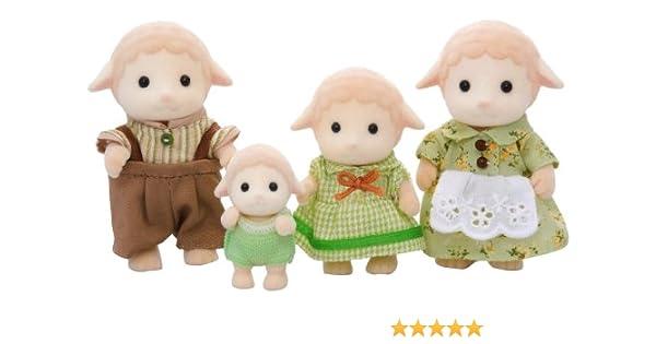 Sylvanian Families doll hedgehog mom