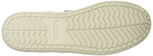 Crocs Mænds Torino Lace-up M Mode Sneaker Lysegrå / Stuk tUFez1oy