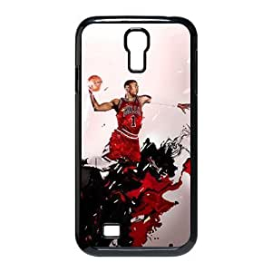 C-EUR Customized Derrick Rose Pattern Protective Case Cover for Samsung Galaxy S4 I9500