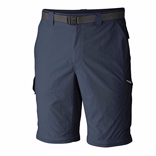 Belted Shorts Columbia (Columbia Mens Kestrel Trail Omni-Wick UPF 50 Shorts (34/Ins 12