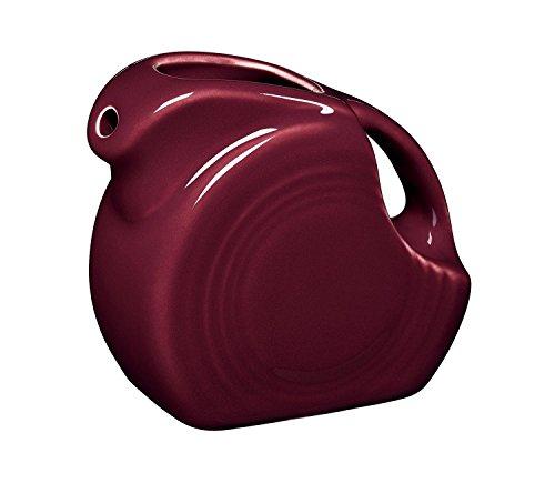 5 Oz Mini Disc Pitcher Color: (Fiesta China Carafe)