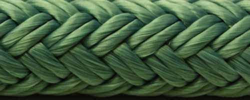 - Seachoice Double - braid Dock Line Teal, 1/2