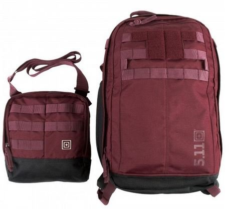 MILSPEC PLASTICS MIRA; 2-in-1 Backpack (Women's) with Ballistic Shield Insert - (Ballistic Shield)