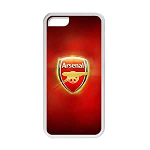 Cool-Benz ARSENAL premier soccer Phone case for iPhone 5c