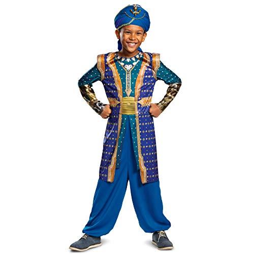 Adults Blue Genie World Book Day Fancy Dress Waistcoat Peter Pirate Joker