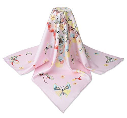 Butterfly Silk Flowers - corciova 35