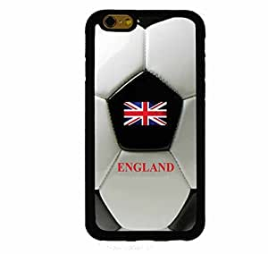 Britian Soccer Ball Flag iphone 5s ( inch screen) Rubber Case