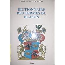 Dictionnaire des termes du blason