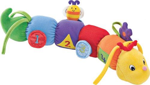 Tinkle Crinkle Activity Toy