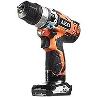 AEG BSB 12C2 drill Negro, Naranja 1,25 kg