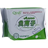 Qiray Anion Panty Liners Single Pack 24 Each, Chinese Description with English Translation