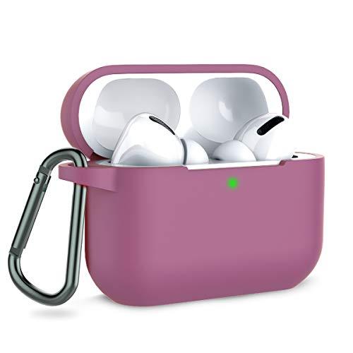 Funda de Silicona para Apple Airpods Pro Rose Pink