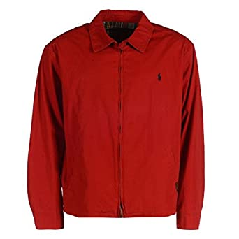 POLO BY RALPH LAUREN chaqueta de hípica para niños rojo Talla XL ...