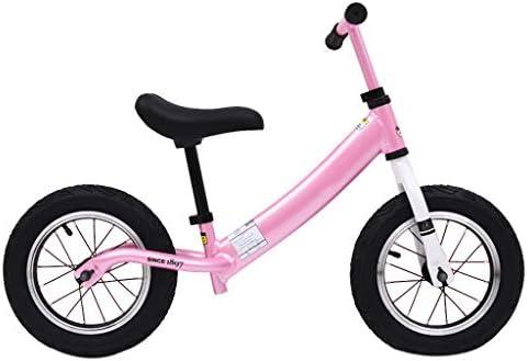 Bicicleta sin pedales bici Bicicleta Pink Balance para niñas ...