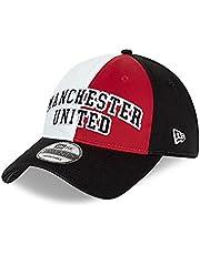 New Era 9Twenty Manchester United Football FC bawełniana satynowa czapka bejsbolówka czapka
