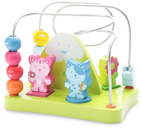 House of Toys Scratchy and Friends Bead Puzzle