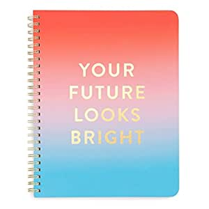 ban.do Rough Draft Mini Notebook, Your Future Looks Bright (73705)