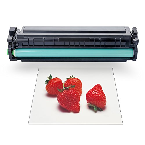 BABSON Compatible HP 201X CF400X HP 201A CF400A High Yield Toner Cartridge use for HP Color LaserJet Pro MFP M277dw M277n M252dw M252n, 1 Pack(Black) Photo #3