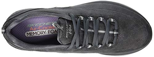 Donna charcoal 0 2 Charcoal Synergy Grigio Sneaker Skechers wxIFPqaff