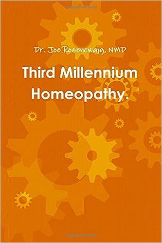 Third Millennium Homeopathy.
