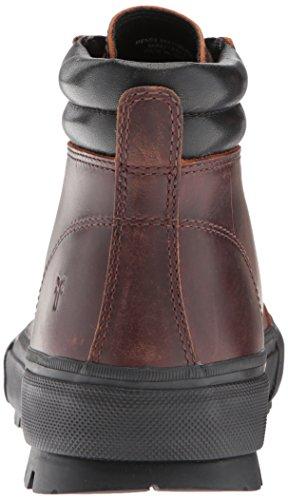FRYE Men's Ryan Lug Hiker Ankle Bootie, Redwood, 8.5 D US by FRYE (Image #2)