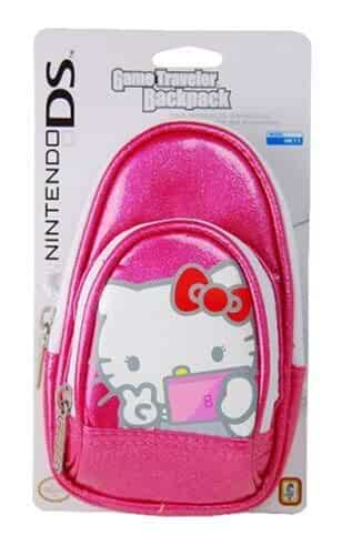 Amazon.com: Nintendo DS Lite Hello Kitty Game Traveler