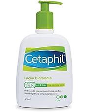 Loção Hidratante, Cetaphil, 473ml