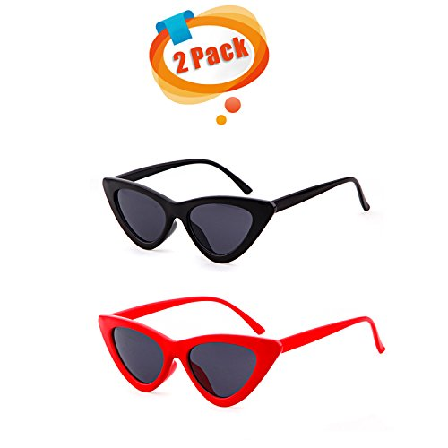 Cat Eye Sunglasses Brand Designer Sun glasses Vintage Sexy Eyewear Shades (white, - Of Brand Shades Best