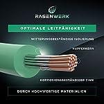 RASENWERK-Cavo-di-limitazione-universale-per-robot-tosaerba-in-rame-stagnato-accessorio-per-robot-tosaerba-prodotto-in-Germania-O27-mm