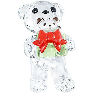 Swarovski 2014 Kris Bear Christmas Figurine