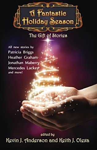 book cover of A Fantastic Holiday Season: The Gift of Stories (Volume 2)