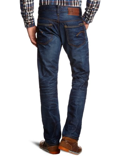dark Raw Blue Men's Aged Jeans G 4639 star qXAaSWxw