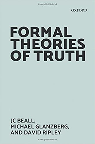 Descarga gratuita Formal Theories Of Truth Epub